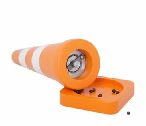 WauWau Pepper grinder Trafic cone botton