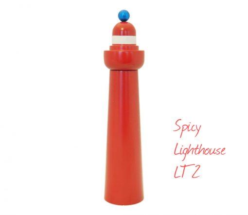 WauWau Pfeffermühle Spicy Lighthouse LT2