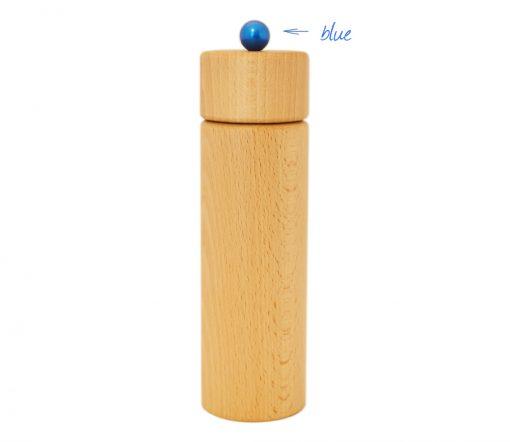 WauWau Pfeffermühle Jumsy Buche natur kugel blau