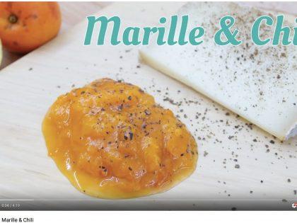 Barbaras Küche: Marille & Chili – Marillenröster