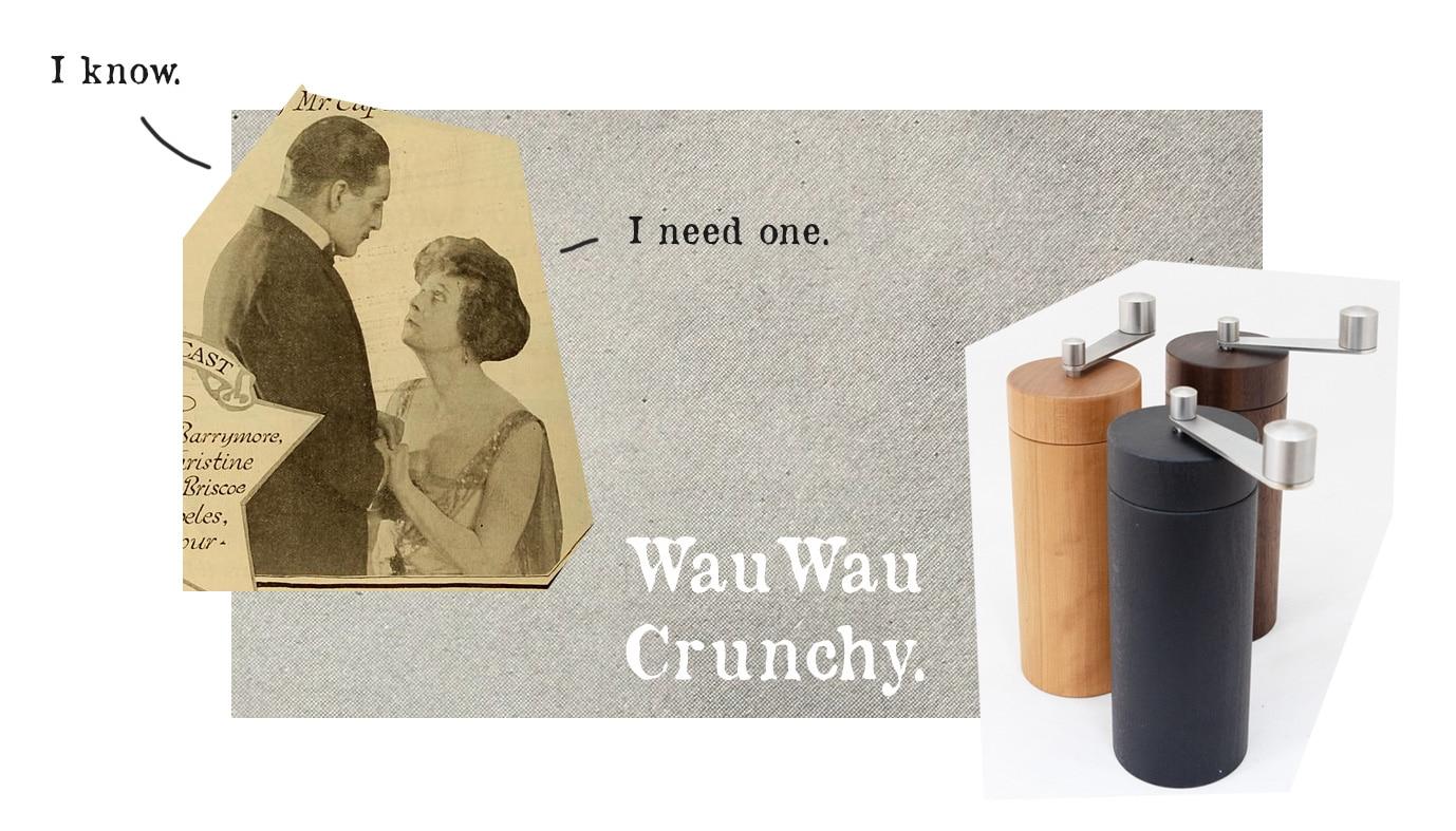 WauWau Crunchy