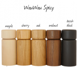 WauWau Pepper grinder Spicy