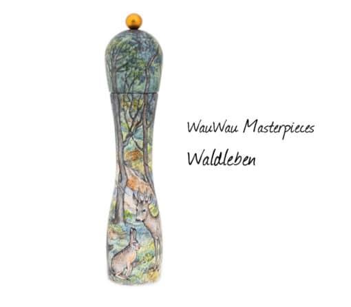 WauWau Masterpieces Waldleben