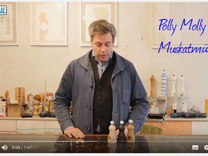 Polly Molly Muskatmühle