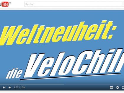 Weltneuheit: die WauWau Velochilimühle