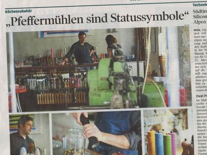 WauWau im Wirtschaftsblatt